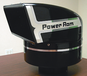 Turbo III Power Ram